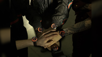 Геймери стали амбасадорами нових годинників Gucci Dive - фото 1