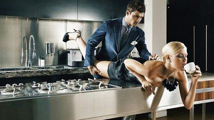 Кухня створена для заняття сексом - фото 1