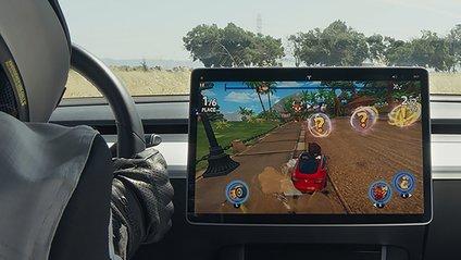 Ігри на Tesla - фото 1