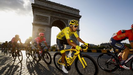 Тур де Франс - фото 1