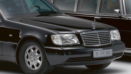 Mercedes-Benz S-Class W140 - фото 1
