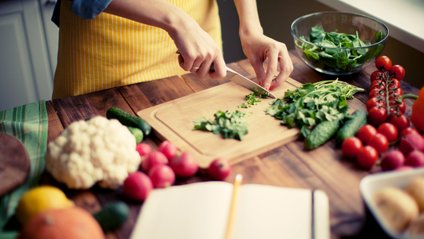 Фрукти і овочі - фото 1