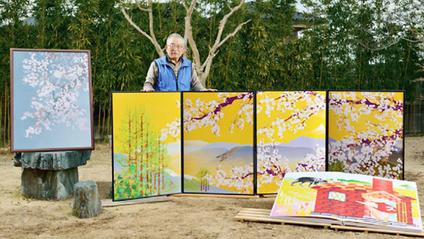 80-річний японець створює шедевральні картини у Microsoft Excel - фото 1
