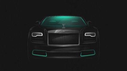 У Rolls-Royce Wraith Kryptos зашифровані послання - фото 1