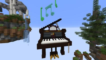 Проходження Minecraft за допомогою піаніно зайняло сім годин - фото 1