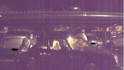 Камера Tesla зафіксувала момент викрадення спорткара зі стоянки - фото 1