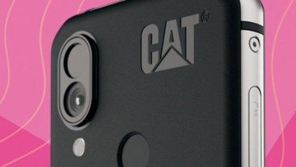 CAT підготував до випуску новий надміцний смартфон - фото 1