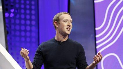 Mark Zuckerberg - фото 1
