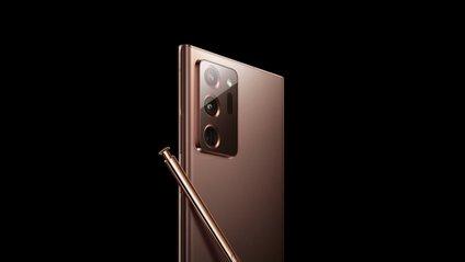 Стало відомо більше про камери Samsung Galaxy Note20 Ultra - фото 1