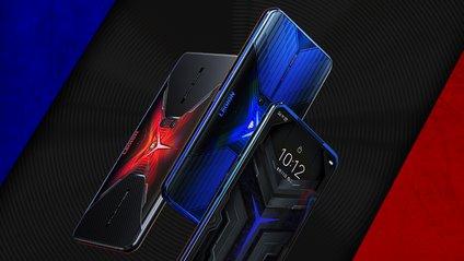 Представлено ігровий смартфон Lenovo Legion Phone Duel - фото 1