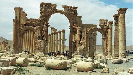 Пальміра у Сирії - фото 1