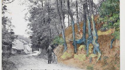 """Картина """"Коріння дерев"""" - фото 1"""