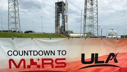 NASA відправляє новий ровер на Марс - фото 1