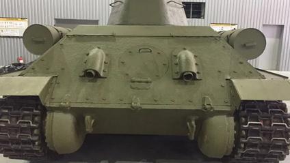 На OLX продається танк - фото 1