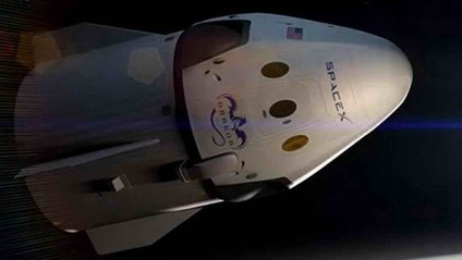 Ілон Маск та Дональд Трамп прокоментували приводнення Crew Dragon - фото 1