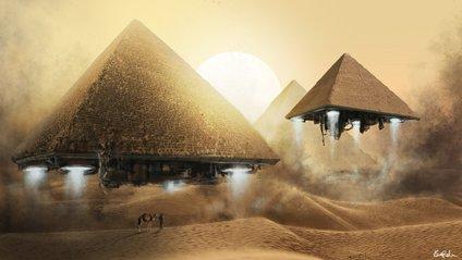 Піраміди побудували інопланетяни: Ілон Маск знову потролив користувачів Twitter - фото 1