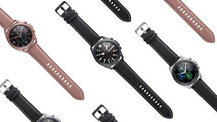 Samsung Galaxy Watch 3 покажуть 5 серпня - фото 1