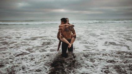 Секс на пляжі може бути не таким уже й романтичним заняттям - фото 1