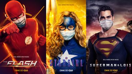 Супергерої нагадують про важливість носіння маски - фото 1