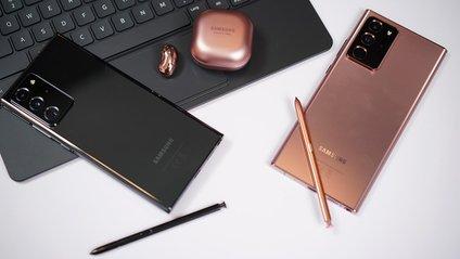 Samsung представила Galaxy Note20 Ultra та інші гаджети компанії - фото 1