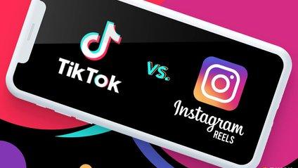 TikTok проти Instagram Reels - фото 1