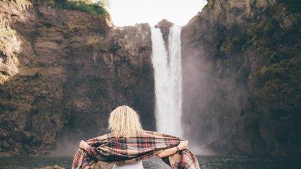 Австралійські водоспади течуть у повітря - фото 1