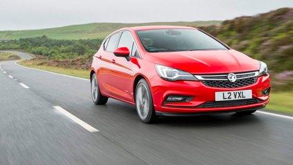 Авто Opel Astra - фото 1