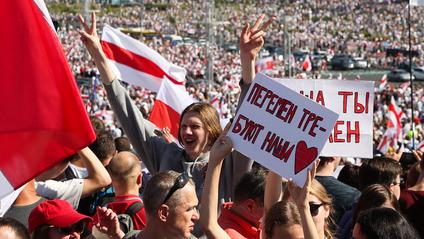 Білорусь прагне змін! - фото 1