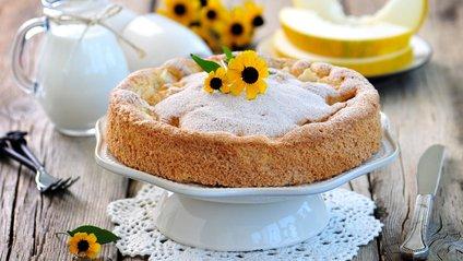 Пиріг з динею - фото 1