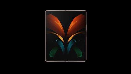 Samsung Galaxy Z Fold 2 потрапив до рук техноблогера - фото 1