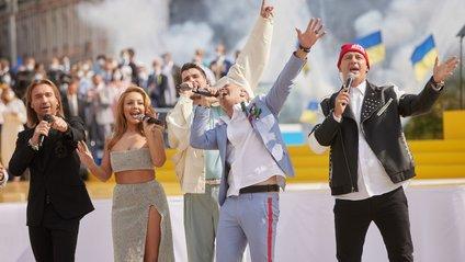 Зірки на концерті до Дня незалежності України 2020 - фото 1