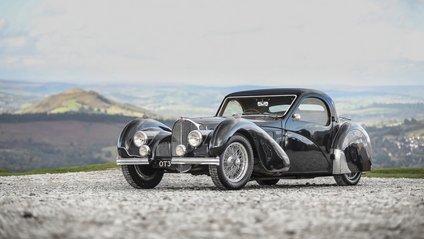 Bugatti Type 57S Atalante оцінили у 7 мільйонів фунтів стерлінгів - фото 1