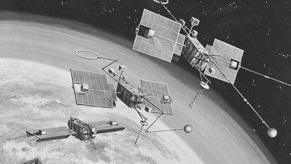 Супутники проєкту OGO-1 - фото 1