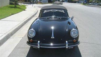 Porsche 356 SC - фото 1