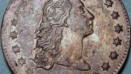 Монета 1794 року - фото 1