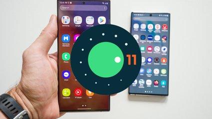 До Android 11 оновляться 54 смартфони Samsung - фото 1