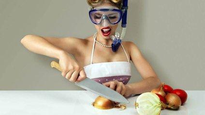 Як нарізати цибулю без сліз - фото 1