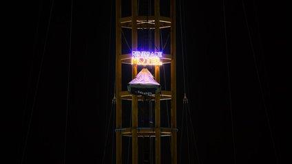 Мотель розташований на висоті 70 метрів - фото 1