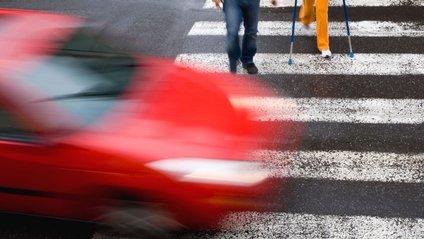 Коли водій може не пропускати пішохода - фото 1