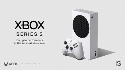 Xbox Series S - фото 1