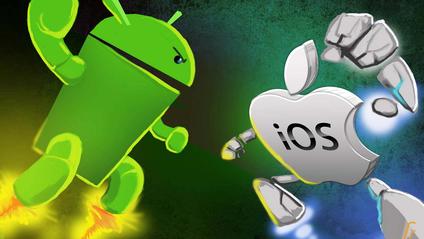 Наразі на ринку борються Android та iOS - фото 1