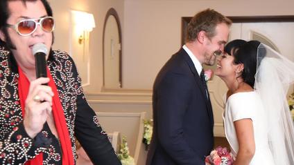 Лілі Аллен одружилась з Девідом Харбором - фото 1