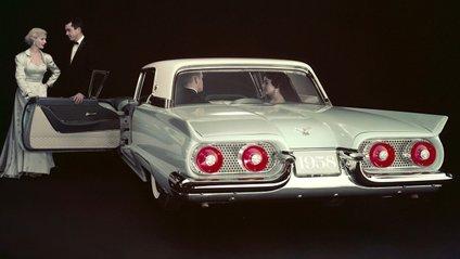 Ford Thunderbird був найкращим авто 1958 року - фото 1