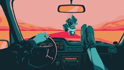 Автомобільна поїздка на понад 2 тисячі км обійшлася водію у 400 гривень - фото 1