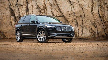 У Volvo турбуються про чистоту повітря в салоні - фото 1