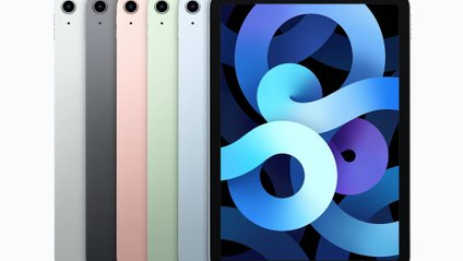 Apple представила новий iPad Air 4 та прокачала iPad 8 - фото 1
