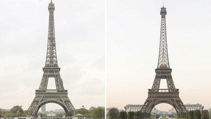 У Китаї є місто-імітація Парижу, яке майже не відрізнити від справжнього: фотопорівняння - фото 1
