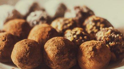Рецепт шоколадних трюфелів - фото 1