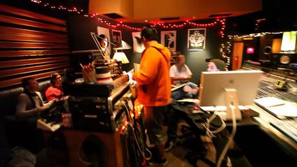 Кадр з документалки Linkin Park - фото 1