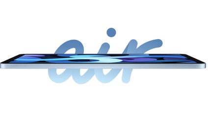 Новий iPad Air працює на базі процесора A14 Bionic - фото 1